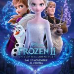 FROZEN 2: dal 29 novembre al Cinema Loverini